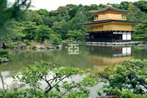 京都 金閣寺 画像 亞流