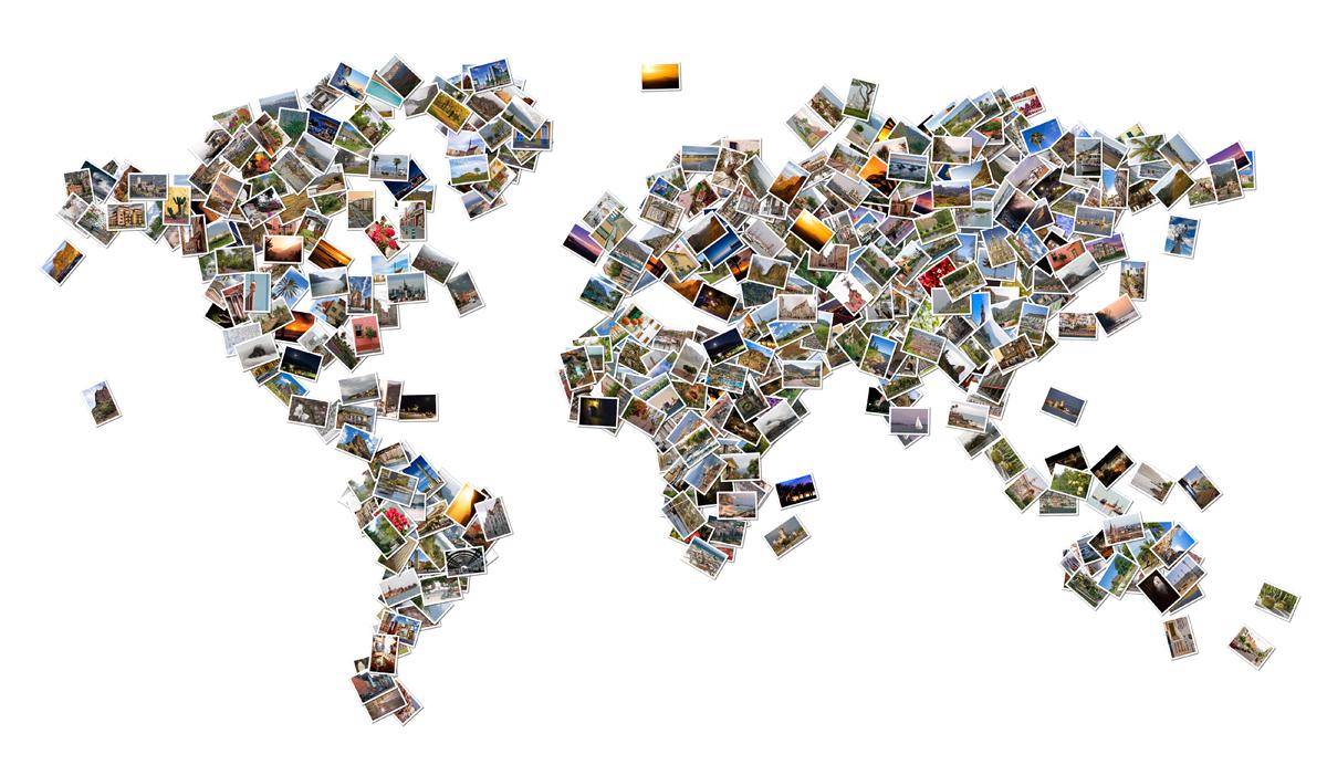 shutterstock 写真やイラストを売るサイトや素材集の利用など 亞流