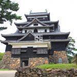 昼間の松江城